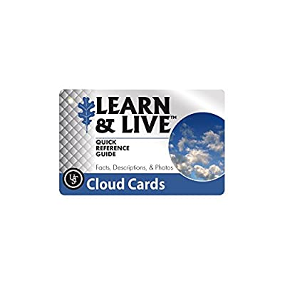 Ultimate Survival Technologies Learn & Live Cards - Cloud Cards from Ultimate Survival Technologies