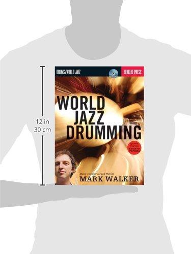 World Jazz Drumming (Book & CD)