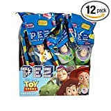 Pez Candy Inc Toy Story Asst Poly Pk, 1-Count (Pack of 12)