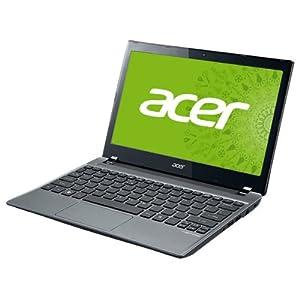 acer V5シリーズ ノートPC 11.6インチ/Core i5-3317U/8GB/500GB/Win8 64bit/シルキー・シルバー V5-171-F58D/S