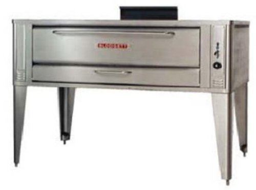 Blodgett 1060 Single Ng Single Pizza Deck Oven, Ng, Each