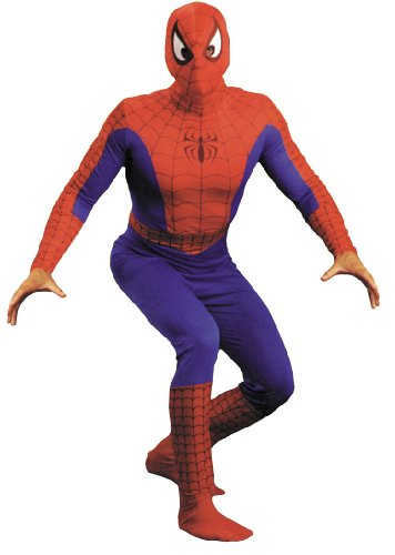 Spiderman Adult Halloween Costume