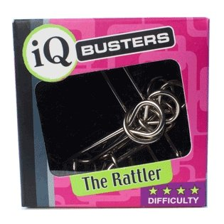 IQ Busters: The rattle - 1