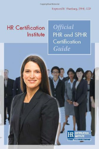 hr-certification-institute-official-phr-and-sphr-certification-guide