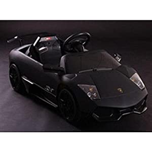 Lamborghini Murcielago LP670-4 SV Ride-On - Black