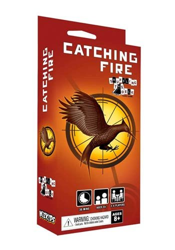 Catching Fire: Shuffling the Deck