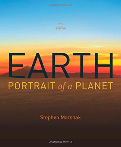 Earth: Portrait Of A Planet (Fourth Edition)