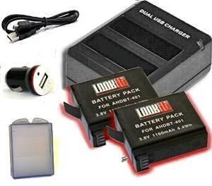 set-6in1-fur-gopro-hero4-mit-2x-lookit-akku-ahdbt-401-dual-ladegerat-2x-akkuschutzbox-usb-kfz-adapte