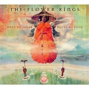 Banks of Eden: Special Edition Import Edition by Flower Kings (2012) Audio CD