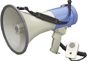 Hamilton Electronics MM9 Mighty Mike Megaphone with Mic by Hamilton