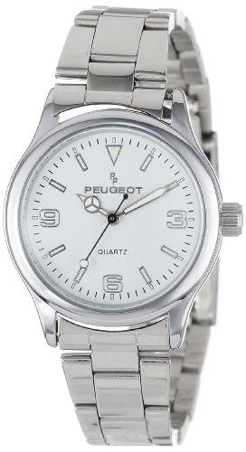 Peugeot Women's 7065S Silver-tone Bracelet Watch