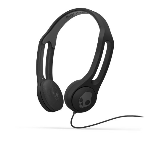 Skullcandy Icon 3 Headphones w/Mic (Black)