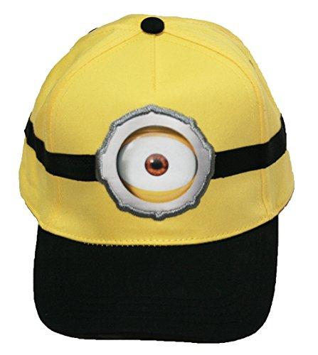 Despicable Me Little Boys Toddler Minion Baseball Hat