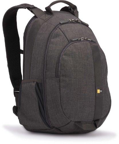 """Case-Logic BPCA-115 Zaino per Laptop da 15.6"""" e Tablet, Nero/Antracite"""