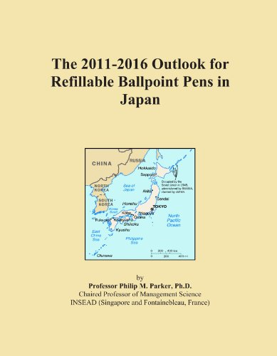 The 2011-2016 Outlook for Refillable Ballpoint Pens in Japan PDF