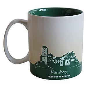 Starbucks City Mug Icon Serie Germany (Nürnberg)