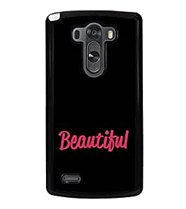 ifasho Designer Phone Back Case Cover LG G3 :: LG G3 Dual LTE :: LG G3 D855 D850 D851 D852 ( Stress Is cased By Giving Fcuk )