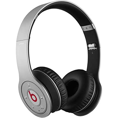 Beats by Dr. Dre Wireless On-Ear Headphones (Silver)