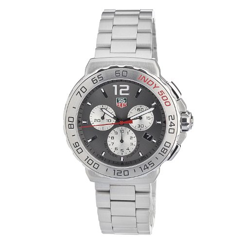 Tag Heuer Formula One F-1 Mens Quartz Watch CAU1113.BA0858