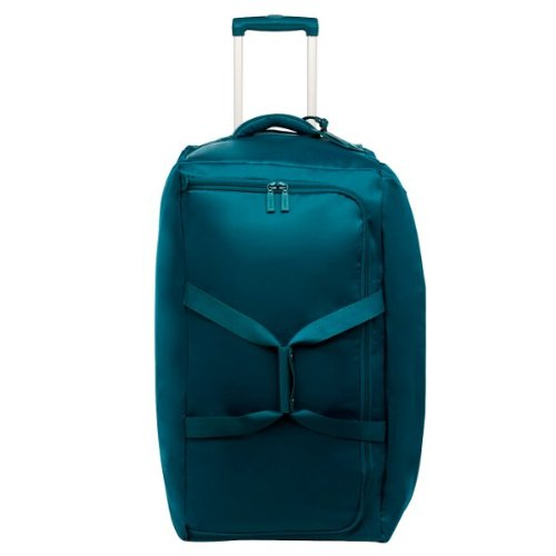 Lipault Paris Foldable 30 Inch Duffle Bag, Aqua, Large reviews