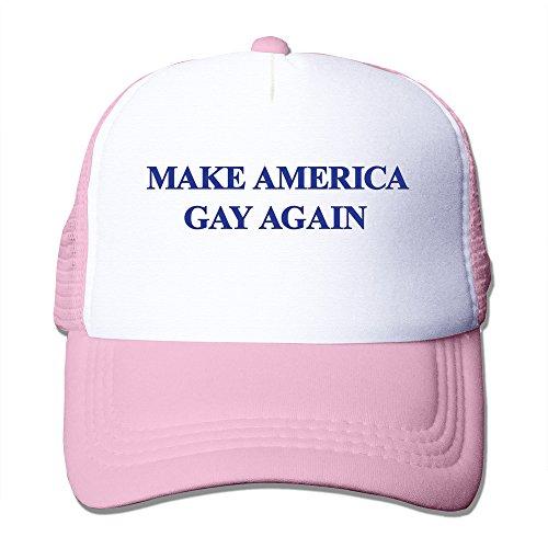 hacer-america-gay-nuevo-malla-gorras-de-beisbol-de-fresno