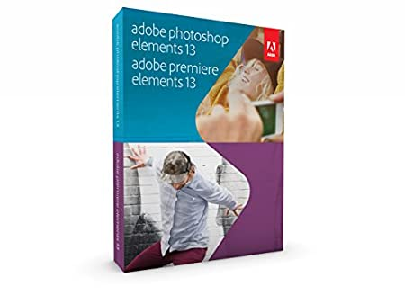 Adobe Photoshop and Premiere Elements 13 (PC/Mac)