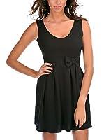 FRENCH CODE Vestido Contini (Negro)