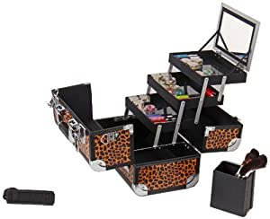 Shany Cosmetics Shany Premium Collection Makeup Train Case