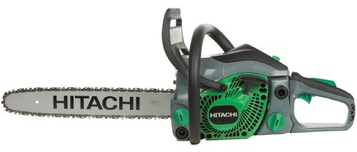 Hitachi CS33EB16 16-Inch 32.2cc 2-Stroke Gas-Powered Rear Handle Chain Saw (C.A.R.B Compliant) (16 Gas Powered Chainsaw compare prices)