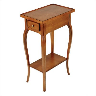 Image of Idealist Belfort Rectangular End Table Distressing: Antiqued, Finish: Ancestor Stain (B001A517B0)