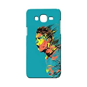 G-STAR Designer 3D Printed Back case cover for Samsung Galaxy E5 - G1716