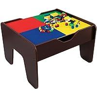Kidkraft 2-in-1 Activity Table (Espresso)