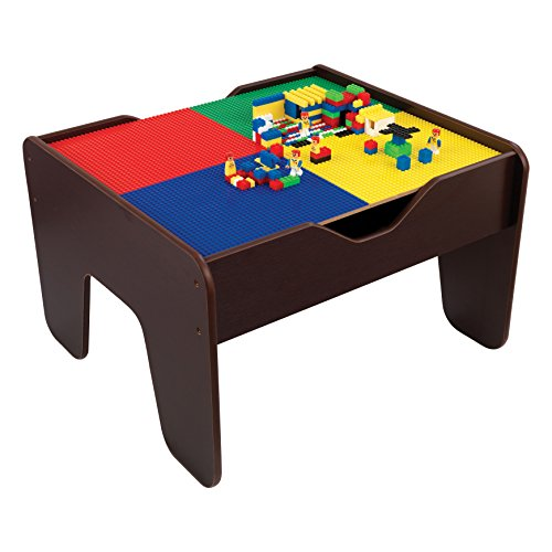 Kidkraft 2-in-1 Activity Table Espresso (Baby Furniture Expresso compare prices)