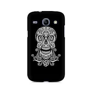 Ebby Tribal Skull Premium Printed Case For Samsung Core I8262