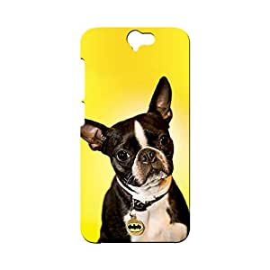 BLUEDIO Designer Printed Back case cover for HTC One A9 - G5974