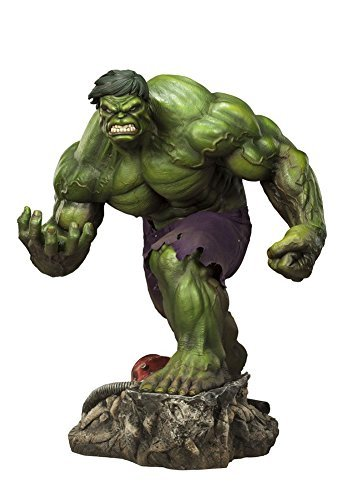 Marvel The Incredible Hulk Premium Format Statue By Sideshow Picture