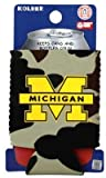 Michigan Wolverines Camo Can Kaddy Koozie Huggie Cooler at Amazon.com