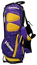 NFL Minnesota Vikings Stand Golf Bag