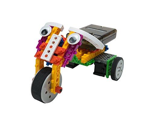 Top Race 174 Remote Control Rc Blocks Robot Vehicle Building