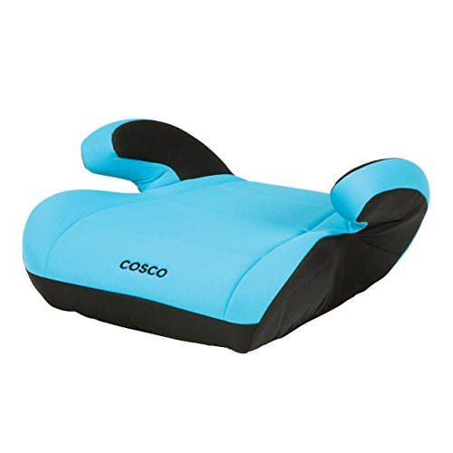 Find Cheap Cosco Juvenile Top Side Booster Car Seat, Turquoise