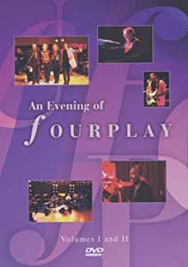 An Evening Of Fourplay (Vols 1 & 2) [DVD] [2008]
