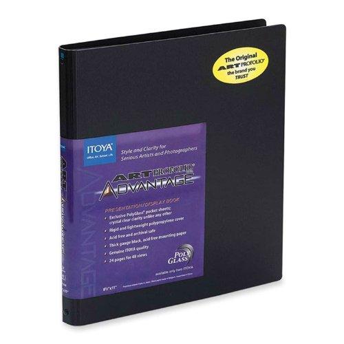 ITYAD2411 - Art Profolio Advantage Presentation Book
