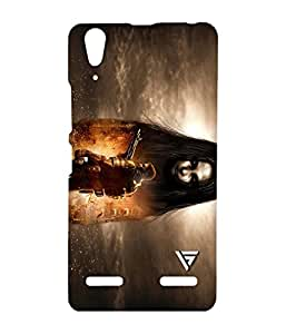 Vogueshell Evil Dead Printed Symmetry PRO Series Hard Back Case for Lenovo A6000