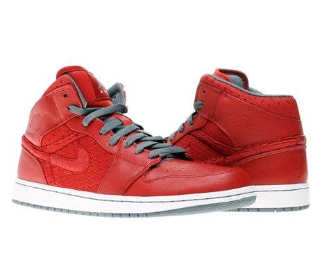 Images of Nike Air Jordan 1 Phat Mens Basketball Shoes 364770-602 Varsity  Red 8 M US   da198e193