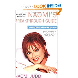 Naomi's Breakthrough Guide: 20 Choices to Transform Your Life