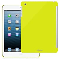 i-BLASON Apple iPad Mini with Retina Display (2nd Generation) Hard Snap On Slim-Fit Case (Smart Cover Compatible with Smart Cover Anchor Lock) (Yellow) by i-Blason