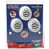 Répulsif anti rongeurs/ anti insectes Weitech Stopmulti 45 - Pack de 3