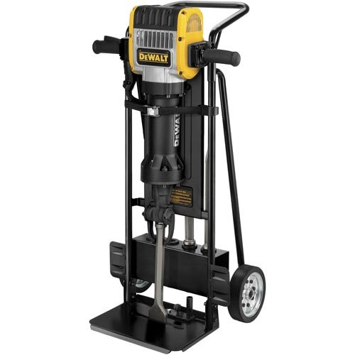 DEWALT D25980KB Pavement Breaker with Hammer Truck and Steel, One Box