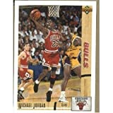 1991-92 Upper Deck Michael Jordan Basketball Card #44 - Shipped In Protective Display... by Upper Deck