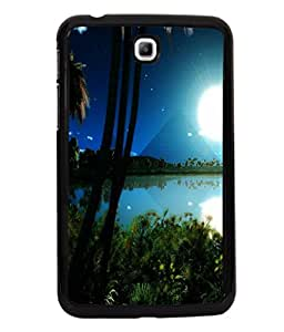 printtech Nature Egypt View Back Case Cover for Samsung Galaxy Tab 3 7.0 :: Samsung Galaxy Tab 3 T211 P3200